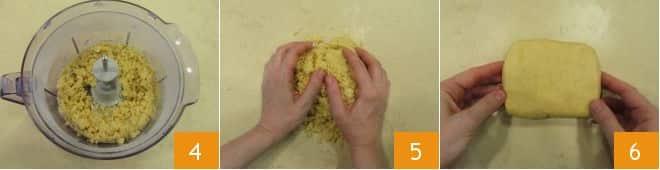 Crostata di fichi caramellati