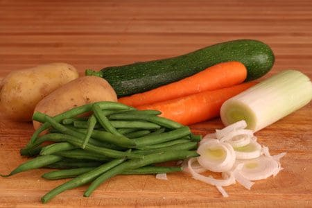 Polpette di verdure