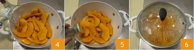 Minestra di zucca alla milanese