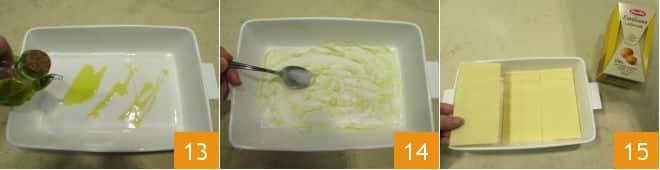 Lasagne alla ricotta