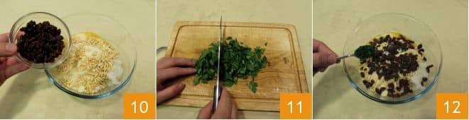 Terrina di baccalà con salsa di mele