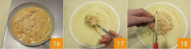Crepes ai gamberetti