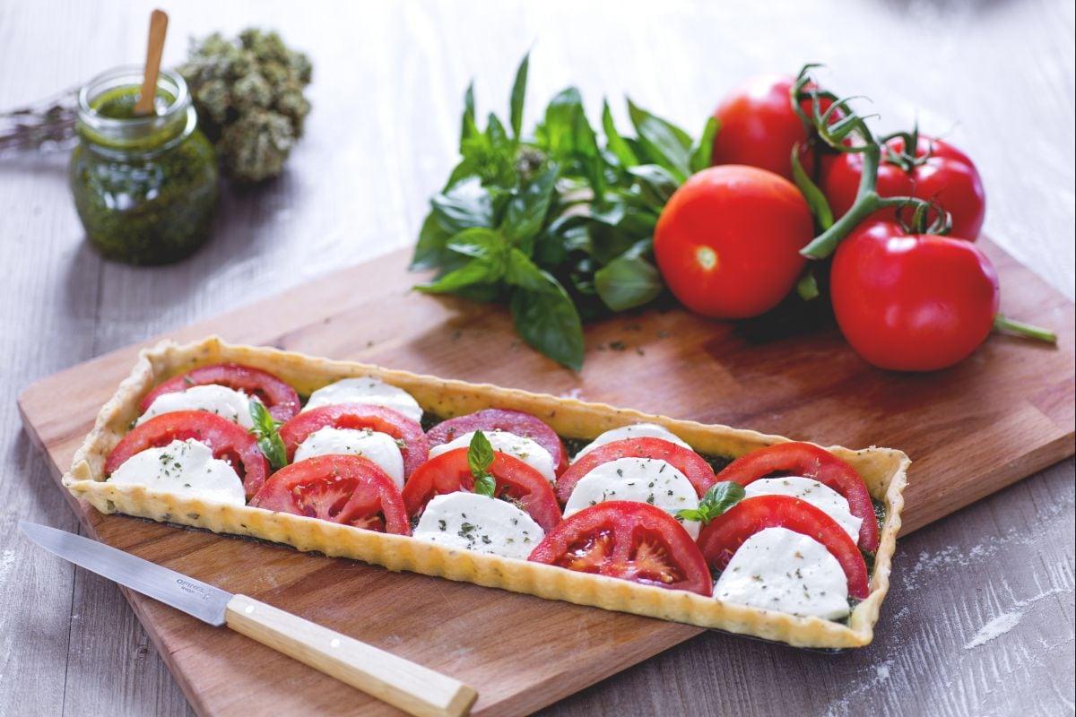 Torte salate estive le ricette di giallozafferano for Ricette torte salate
