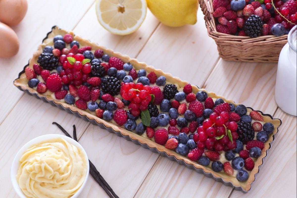 Le 10 migliori crostate di frutta fresca