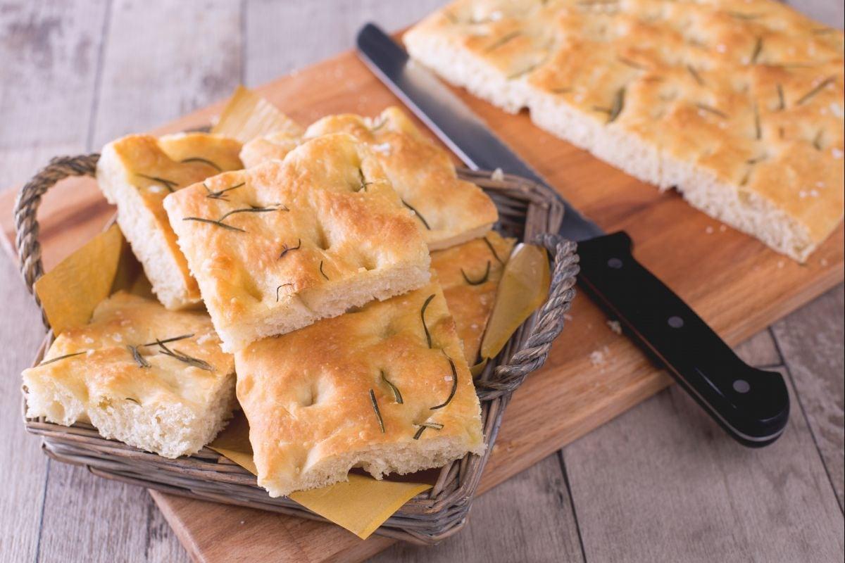 10 ricette di focacce le ricette di giallozafferano for Cucina ricette
