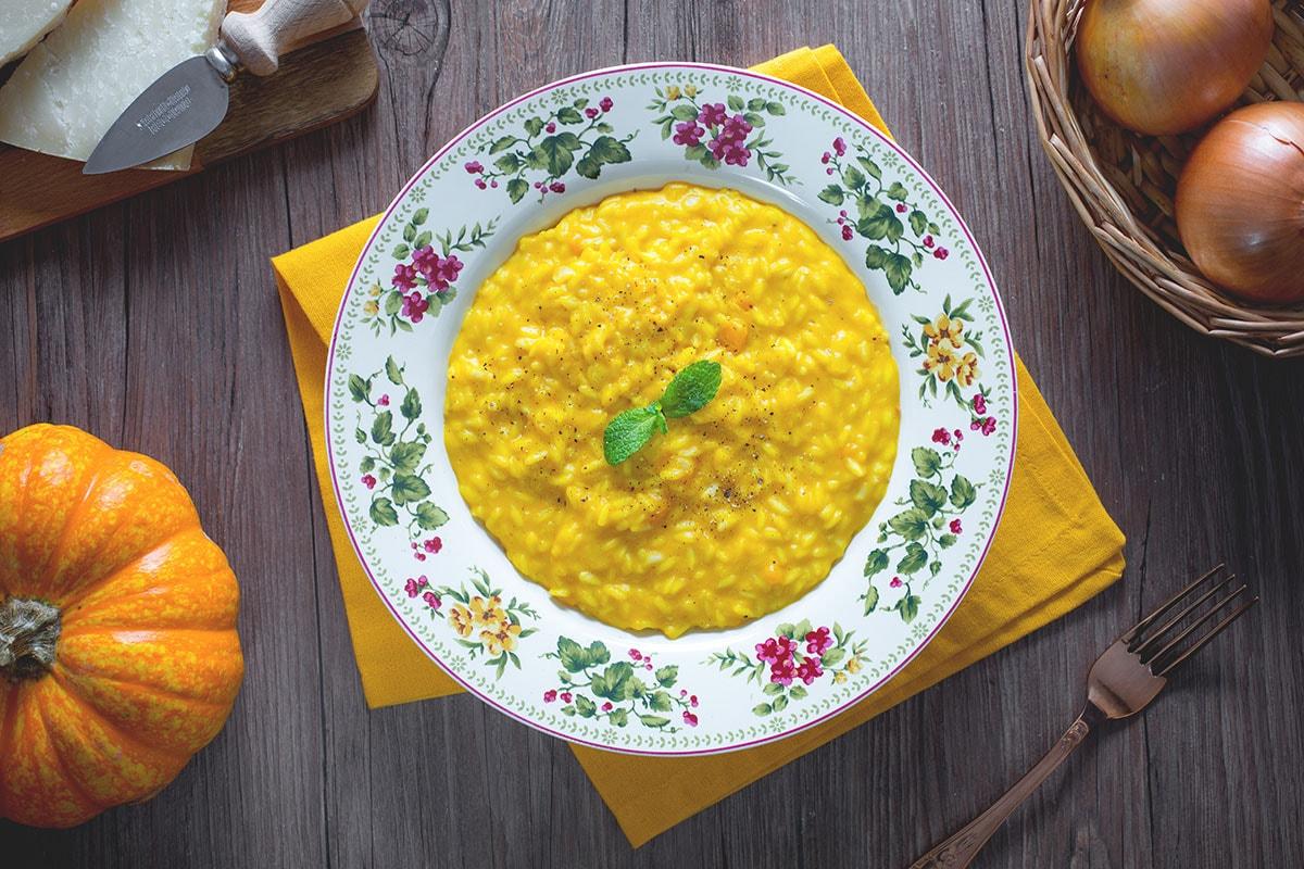 10 risotti cremosi le ricette di giallozafferano for Risotto ricette