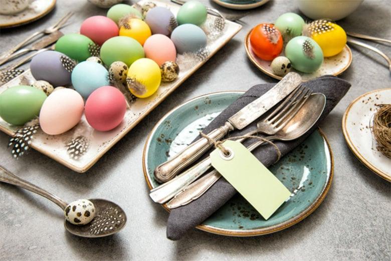 Il pranzo di Pasqua